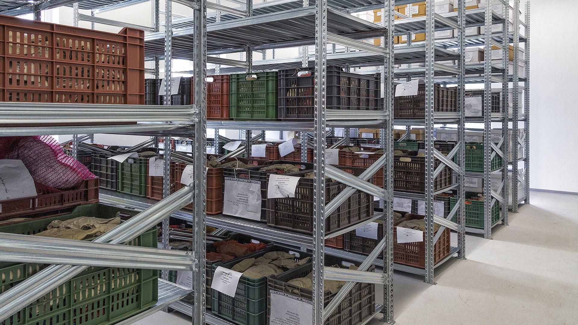 Museer, samlingar,
